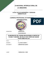 Proyecto Bionegocio Alberto