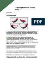 Vinho tinto é a nova promessa contra o envelhecimento - resveratrol - nutrientes