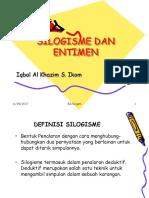 Silogisme & Entimen