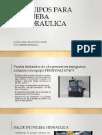 DIAPOS DE HIDRAULICA