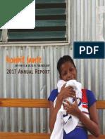 Konbit Sante's 2017 Annual Report