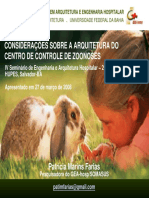 Centro Controle Zoonoses