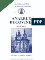04-2-Analele Bucovinei, An IV, Nr. 2 (1997)