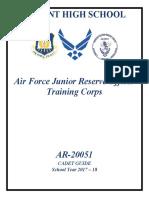 cadet guide sy 17-18