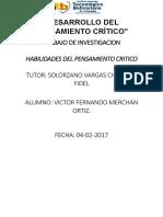 Solorzano Vargas Christian – Grupo 0418