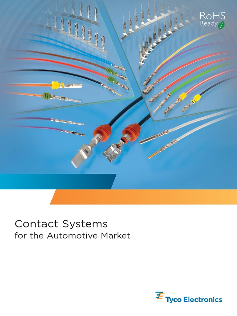 ENG CS 889780 2 Contact Systems 1108 | Electrical Connector ...