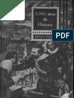 5.000 Años de Historia M Roselló Mora Sopena 1966