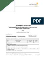 Analisis Mineralogico CC Falcon y CC Bulk Planta Flotacion
