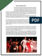 "Danza ""Samba Landó"" Resumen"