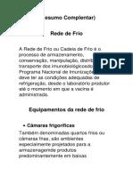 Rede de Frio _1_ Material Novo Para Apostila