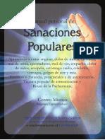 Sanaciones Populares