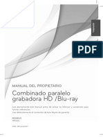 Manual LG HR500