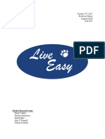 market research portfolio liveeasy pdf