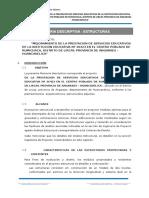 01 Mem. Descriptiva - Estructuras RUMICHACA