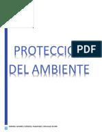 proteccion del ambiente