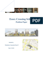 CB3 Essex Crossing School Position Paper (FINAL 6.11.14)