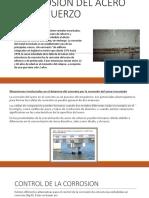 Corrosion Del Acero de Refuerzo