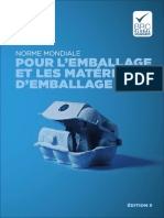 BRC Global Standard for Packaging and Packaging Materials Issue 5 PDF French