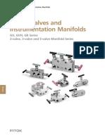 Gauge Valves and Instrument Manifolds