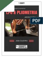 Levantamento de Peso Olímpico e Pliometria