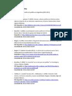 La participación juvenil en la política en Argentina (2002-2015)