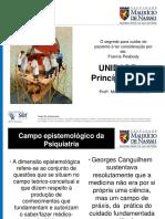 Aula 1 - História Da Psiquiatria - Campo Epistemológico.pptx [Salvo Automaticamente]