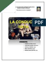 Conducta Rata