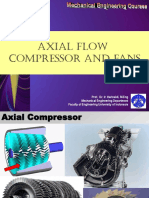 Fluid System-Axial Flow Compressor and Fan