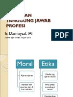 Etika Profesi Dan Tanggungjawab