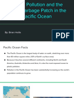 plastic pollution in the pacific ocean