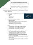 Fo-gh-92 Evaluación de Entendimiento Capacitacion