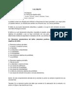 6. EL DELITO
