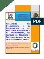 Reglamento de préstamos del ISSSTE.pdf
