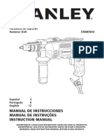 manual de taladro santley