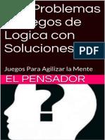 101 Problemas y Juegos de Logic - El pensador.pdf