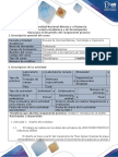 Guía de Actividades y Rubrica de Evaluación Paso 5 (Componente Práctico) Diseño de Un Prototipo a Partir (Limitaciones) de Los Componentes Del LEGO