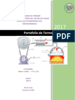 Portafolio de Termodinámica