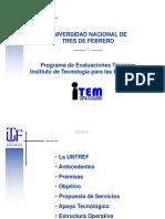 Presentacion ITEM