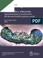 Feminicidio y educación. Aproximaciones y construcción del discurso desde la práctica social
