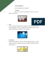 Experimento laboratorio - PRESION HIDROSTATICA