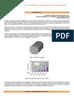 Utilización de Catalizadores Monolíticos en Procesos de Descontaminación Ambiental