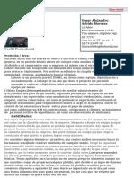 Curriculum VitaeOmar Arbide2017