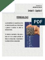 5.5 Permeabilidad (MSD)