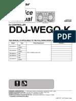 Pioneer Ddj-wego-k Rrv4381 Service Manual