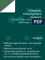 Antigenos Inmunogenos y Haptenos