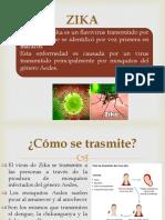 Zika y Paludismo