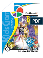 KidsGames Introduction Manual