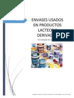 Envases Para Productos Lacteos