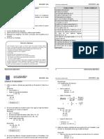 Exame de Mat 2 Ecuaciones