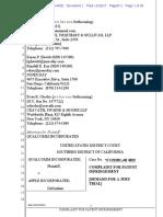 Qualcomm Patent Suit Targets iPhone 7, iPhone 8, iPhone X